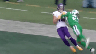 VIDEO: Watch Kirk Cousins Hit Adam Thielen with Perfect 34-Yard TD Pass