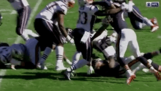 VIDEO: Sony Michel Leaves Game Early After Suffering Gruesome-Looking Injury