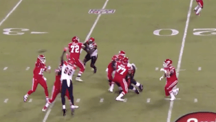VIDEO: Patrick Mahomes Throws Three Touchdowns in Electric First Half Against Bengals