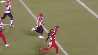 VIDEO: Chiefs Secondary Steps Up With Second Half Pick-6 on Andy Dalton