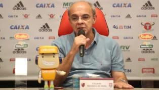 Toma lá, dá cá! Presidente do Flamengo rebate declarações de palmeirenses