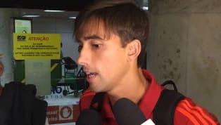 Climão! César fala sobre a atitude de Diego Alves
