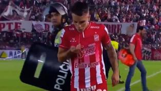 VIRAL | El jugador de la Superliga que fue sorprendido mientras se peinaba con saliva