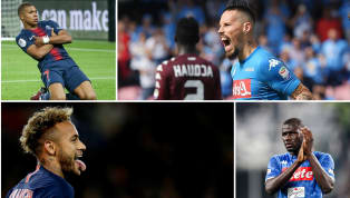 CHOC : Le XI combiné du PSG et de Naples