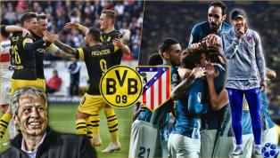 Borussia Dortmund - Atletico Madrid | Die offiziellen Aufstellungen