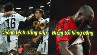 Ronaldo, Lukaku và 5 điểm nhấn sau thất bại của Man United trước Juventus