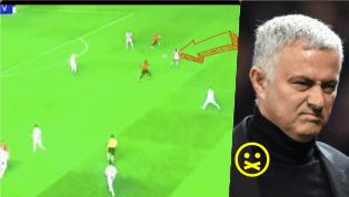 VIDEO: Lukaku đỡ bước một thảm họa, Mourinho phát nản đến 'cạn lời'