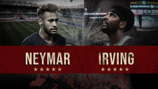 Riding Solo: Neymar, Kyrie Irving & the Trouble With Going it Alone