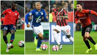 Ligue 1 : Notre XI type avec un seul joueur par club