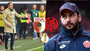 FC Augsburg - Mainz 05 | Die offiziellen Aufstellungen