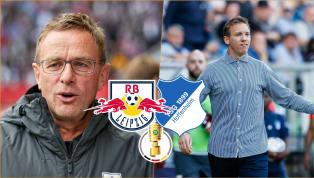 RB Leipzig - 1899 Hoffenheim | Die offiziellen Aufstellungen