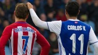 """El """"vicio"""" que le dejó Carlos Vela a Antoine Griezmann"""