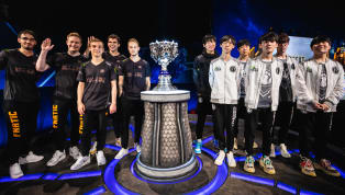 Fnatic Will Defeat Invictus Gaming to Win the League of Legends World Championship