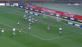 VIDEO | Bologna 1-2 Atalanta: ecco il vantaggio della Dea firmato da Duvan Zapata