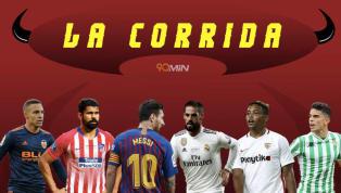 LA CORRIDA #11 : Le Barça creuse l'écart avec le podium