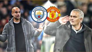 Manchester City - Manchester United | Die offiziellen Aufstellungen