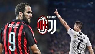 AC Mailand - Juventus Turin | Die offiziellen Aufstellungen