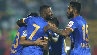Mumbai City Earn a Hard Fought Win Over NorthEast United to Move to Third Place in ISL Standings