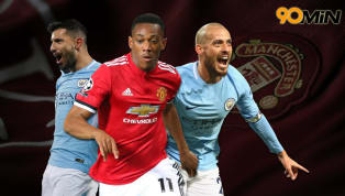 Đội hình kết hợp giữa Man City và Man United: Đủ sức cân cả giải Ngoại hạng!
