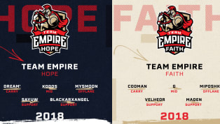 Team Empire Splits Into Two Dota 2 Teams