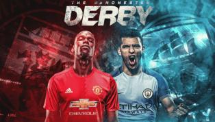 Hé lộ đội hình của Man United và Man City trước đại chiến: Mourinho và Pep quyết đấu khu trung tuyến