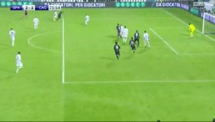 VIDEO   SPAL 2-2 Cagliari: ecco il gol di Ionita che chiude la rimonta rossoblù