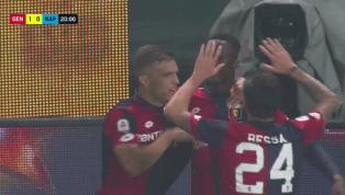 VIDEO | Genoa 1-0 Napoli: ecco il vantaggio dei rossoblù firmato da Kouamé