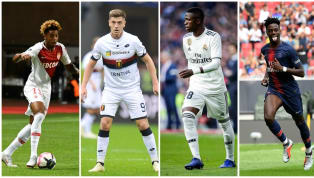 Le TOP 15 des jeunes joueurs avec le plus gros potentiel en Europe