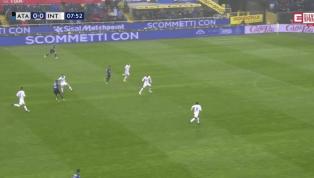 VIDEO | Atalanta 1-0 Inter: ecco la rete di Hateboer per il vantaggio bergamasco
