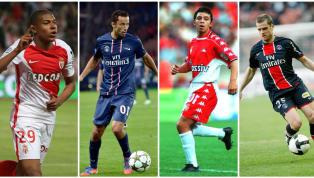 CHOC : 10 joueurs qui ont joué pour le PSG et Monaco