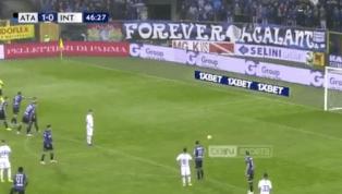 VIDEO | Atalanta 1-1 Inter: ecco la rete di Icardi per il pareggio nerazzurro