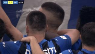 VIDEO | Atalanta 2-1 Inter: ecco la rete di Mancini per il nuovo vantaggio bergamasco