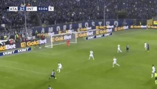 VIDEO | Atalanta - Inter 4-1: ecco tutti gli highlights del match dell'Atleti Azzurri d'Italia