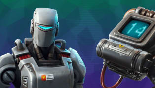 A.I.M Skin Potentially Hints at New Story and Fortnite Snow Map