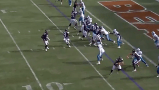 VIDEO: Watch Bears Take Big Lead on Lions With Three TDs