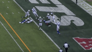 VIDEO: Watch Bills Recover Their Own Fumble to Notch Second TD Against Jets