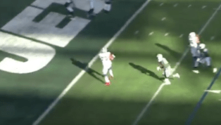 VIDEO: Watch Matt Barkley Throw a TD Pass to Offensive Lineman
