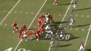 VIDEO: Browns Epically Fail to Execute the 'Philly Special' and Throw INT