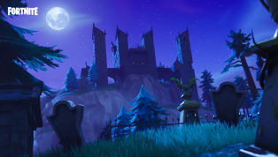 Possible Snow Castle Discovered in Fortnite Rift
