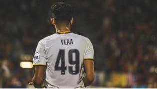 Amor por el escudo   Adrián Vera, el mexicano que sueña con debutar en LA Galaxy