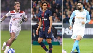 Ligue 1 : L'équipe-type de la treizième journée
