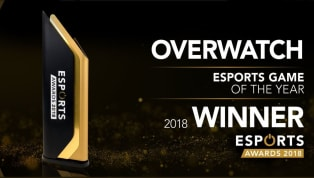 Overwatch Wins Esports Game of the Year