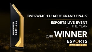 Overwatch League Grand Final Wins Esports Event of the Year