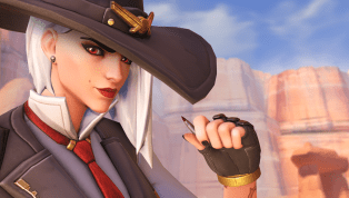 New Overwatch Hero Ashe Enters Live Servers
