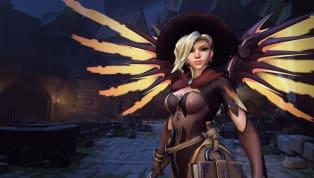 Mercy Buffs Go Live in Latest Overwatch Update