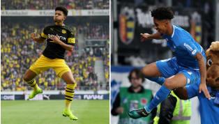 Insel-Bromance in der Bundesliga: Sancho und Nelson motivieren sich gegenseitig