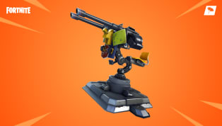 Mounted Turret Arrives in Fortnite Patch 6.30