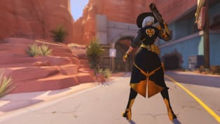 Ashe and B.O.B. Overwatch League Skins Added to Live Servers