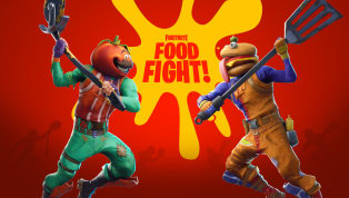Food Fight LTM Arrives in Fortnite Patch 6.30