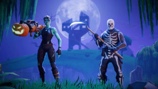 Ghoul Trooper Remains One of Fortnite's Rarest Skins